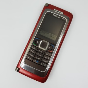 Nokia E90 Red Tokopedia