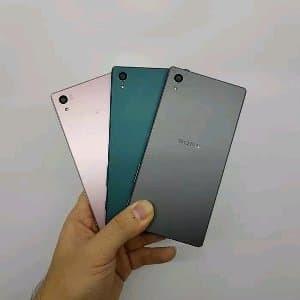 Hp Sony Xperia Z5 Bekas Handphone Sony Experia Z 5 Big Seken Original Tokopedia