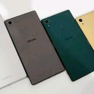 Hp Second Sony Experia Z5 Big Au Tokopedia