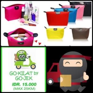 Promo Khusus Gokilat Dan Ninja Express Tas Kosmetik Pouch Kosmetik Bag Tokopedia