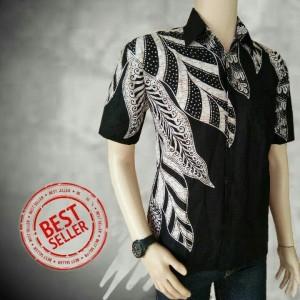 Batik Pekalongan Modern Baju Batik Pria Tokopedia