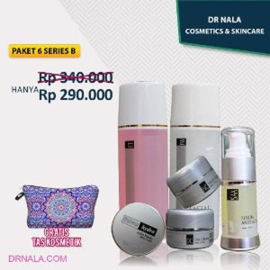 Kosmetik Dr Nala Paket 6 Series B Tokopedia