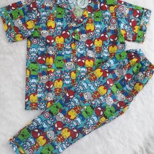 Piyama Anak Atau Baju Tidur Anak A15 Tokopedia