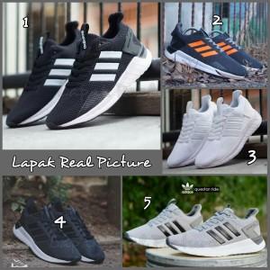 Sepatu Sport Pria Trendy Adidas Neo V Racer Series Tokopedia