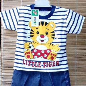 Baju Bayi Laki Laki Little Foxy Suit Tokopedia