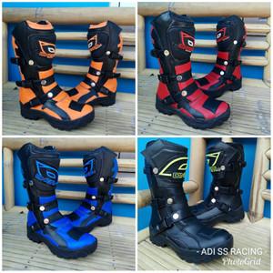 Sepatu Trail Cros Hitam Tokopedia