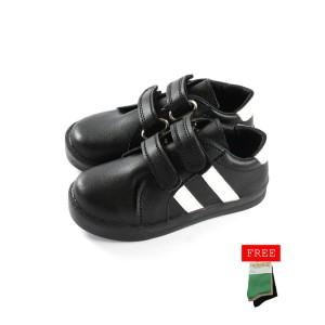 Sepatu Sneaker Anak Laki Laki Sepatu Kets Anak Sepatu Sekolah Anak Laki Laki Sepatu Main Anak Tokopedia