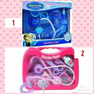 Mainan Anak Dokter Dokteran 1 Harga Murah Tokopedia