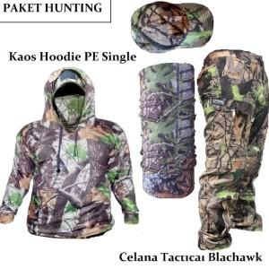 Setelan Hunting Celana Camo Blackhawk Tactical Series Kaos Camo Hoodie Topi Camo Buff Camo Tokopedia
