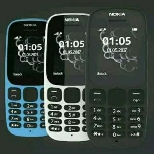 Hp Nokia 105 New Tokopedia