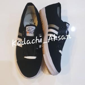 Sepatu Capung Kodachi 8111 Hitam Tokopedia