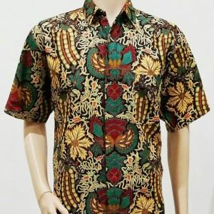 Batik Pria Baju Batik Hem Kemeja Batik Seragam 21 Tokopedia