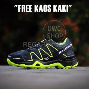 Sepatu Sepeda Hiking Running Outdoor Salomon Special Edition Tokopedia
