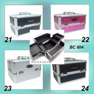 Jual Kotak Kosmetik Tas Kosmetik Beauty Case 2321 Pagar Tokopedia