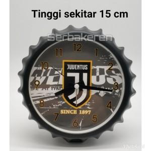 Juventus Jam Weker / Beker alarm meja import club bola soccer