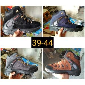 Sepatu Gunung Salomon Tracking Harga Murah Tokopedia