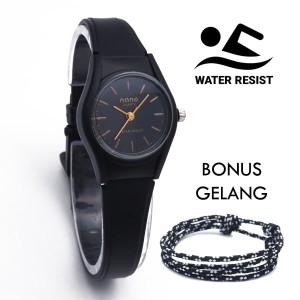 Promo Bonus Gelang Jam Tangan Wanita Original Q Q Vp33j Hargajam Cewek Ori Anti Air Water Resist Proof Renang Tokopedia