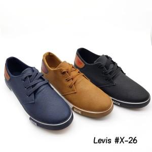 Sepatu Pria Levis Casual Tokopedia