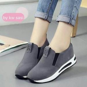 Sepatu Wanita Sneakers Sepatu Cewek Csl201 Tokopedia