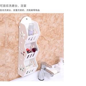Storage Decorative Rack Shabby Chic Rak Kosmetik Hp Remote P518 Tokopedia