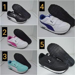Sepatu Puma Anak Sd Sepatu Kids Kekinian Tokopedia