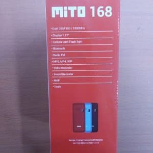 Mito 168 Warna Biru Tokopedia
