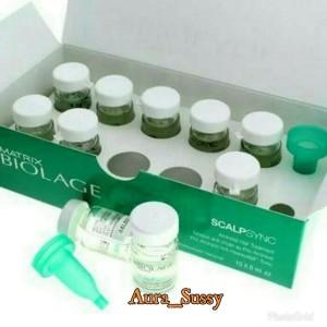 MATRIX Biolage Aminexil Hair treatment 10 x 6 ml [ Penguat akar rambut