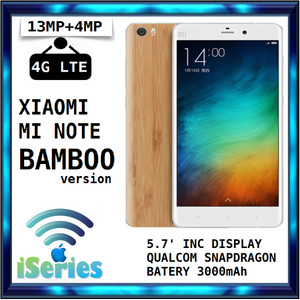 Xiaomi Mi Note Bamboo Ram 3 Internal 16gb Tokopedia
