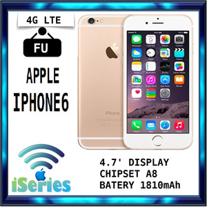 Iphone 6 16gb Gold Tokopedia