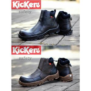 Sepatu Safety Boots Pria Tokopedia