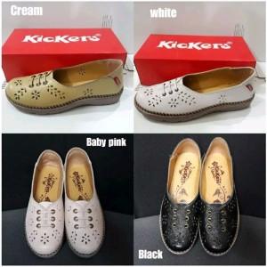 Sepatu Kicker S Slop Wanita Tokopedia