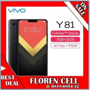 Vivo Y81 3gb 32gb Smartphone Tokopedia