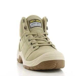 New Sepatu Safety Jogger Desert 117 Black S1p Safetyjogger Shoes Tokopedia
