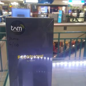 Xiaomi Pocophone F1 Ram 6 Rom 128 New Bnib Tokopedia