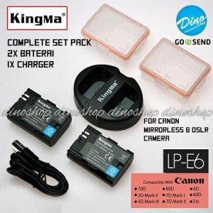 Kingma Battery Charger Tokopedia