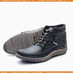 Sepatu Boot Pria Bks01 Tokopedia