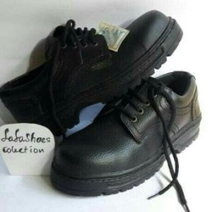 Sepatu Safety Stardo Kulit Tokopedia