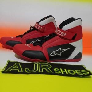 Sepatu Drag Alpinestar K3 Merah Tokopedia
