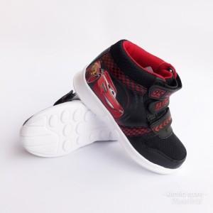 Sepatu Sekolah Anak Cars Boots Sepatu Anak Laki Laki Sepatu Karakter Sepatu Sekolah Tk Paud Sd Tokopedia