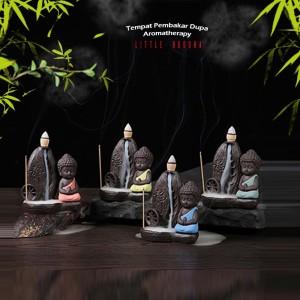 Tempat Pembakar Dupa Aromatherapy Little Buddha (TPA10)