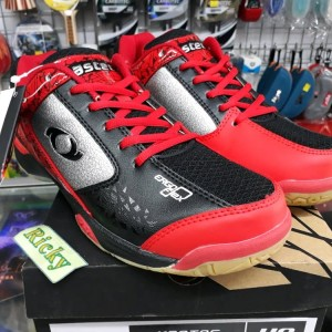 Sepatu Badminton Astec Kratos Red Tokopedia