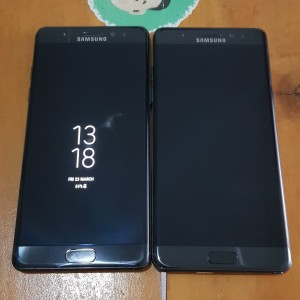 Samsung Galaxy Note Fe Mulus Sein Tokopedia