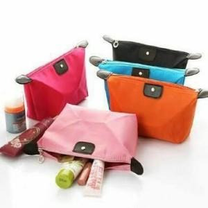 Tas Serbaguna Untuk Kosmetik Aksesories Warn Orange Tokopedia