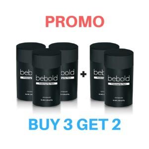 Promo Bebold Kosmetik Penebal Rambut Buy 2 Get 1 Murah Tokopedia