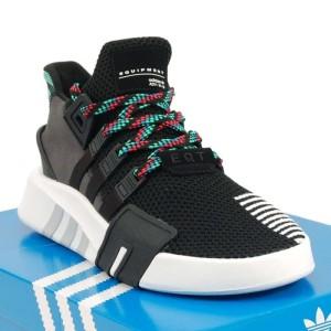4215df32169 Jual ADIDAS EQT ADV BasketBall Core Black High Premium Original Sepatu