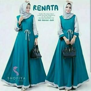 renata dress busana muslim