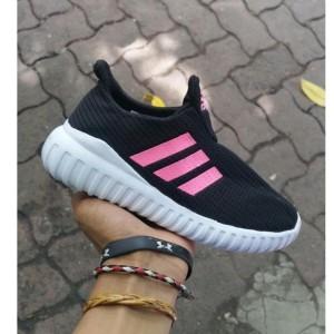 Sepatu Anak Perempuan Dan Cowok Adidas Slip On Pink Merah Hitam Slop Adidas Anak Kid Fashion Tokopedia