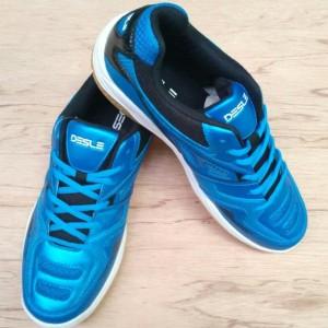 Sepatu Badminton Desle B171 Biru Tokopedia