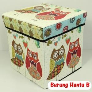 Storage Box Toys Kotak Serbaguna Penyimpanan Mainan SB003 30cm