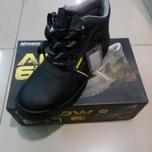 Sepatu Krisbow Safety Arrow 6inch Tokopedia
